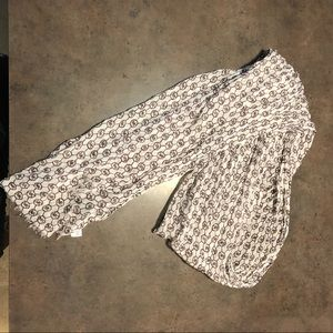 Michael Kors silk blend scarf